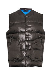 French Connection Men's Mountain Pass Gilet Green