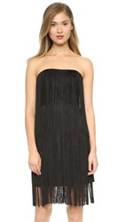 Club Monaco Bethzy Dress Soot Black