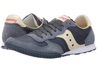 Saucony Bullet Slate Cream Women's Classic Shoes Blue