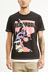 Forever 21 Deadpool Graphic Tee