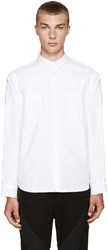 08Sircus White Reversible Shirt