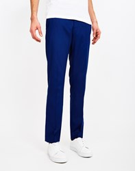 Selected Mylo Logan Smart Trouser New Blue
