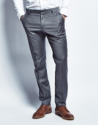 Selected One Mylo Logan Grey Trouser