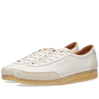 Clarks Originals Torcourt Super White