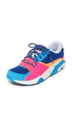 Puma R698 Party Sneakers Pink Glo Glacier Gray