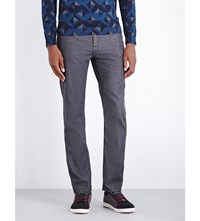Ted Baker Slim Fit Tapered Jeans Grey