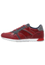 Mustang Trainers Rot Blau Red