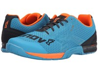 Inov 8 F Lite 250 Blue Grey Orange Men's Running Shoes