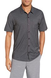 Travis Mathew Men's 'Hines' Trim Fit Wrinkle Resistant Sport Shirt