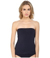 Kate Spade Georgica Beach Bandeau Tankini Rich Navy