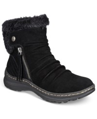 Bare Traps Amelya Cold Weather Booties Women's Shoes Black