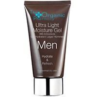 The Organic Pharmacy Men's Men Ultra Light Moisture Gel 75Ml No Color