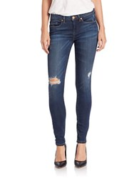 Blank Nyc Distressed Skinny Jeans Junk Drawer