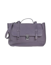 Calvin Klein Jeans Handbags Purple