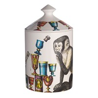 Fornasetti Scented Candle Scimmie