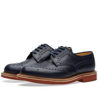 Church's Orby Brogue Blue