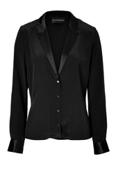 Zadig And Voltaire Fluid Silk Blouse