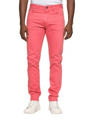 Calvin Klein Jeans Tapered Chino Pants Washed Sun