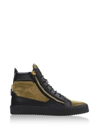 Giuseppe Zanotti Design High Tops And Trainers Black