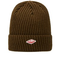 Battenwear Snow Day Beanie Green