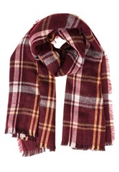 Evenandodd Scarf Bordeaux