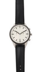 Uniform Wares C41 Grey Watch Black