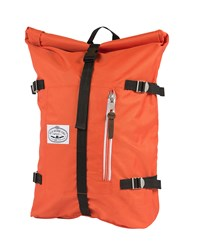 Poler Retro Rolltop Bag Orange