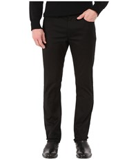 Kenneth Cole Sportswear Slim Five Pocket Pants Black Men's Casual Pants