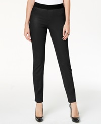 Dkny Jeans Solid Skinny Leggings