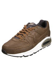 Nike Sportswear Air Max Command Premium Trainers Umber Bamboo Dark Ash Brown