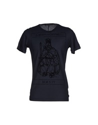 Messagerie T Shirts Black