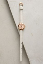 Anthropologie Greenwich Watch Copper