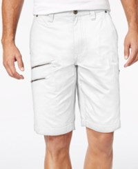 Inc International Concepts Men's Elton Shorts Only At Macy's Grey Skies