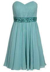 Laona Cocktail Dress Party Dress Mineral Green Mint