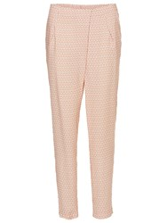 Betty Barclay Printed Trousers Nature Red