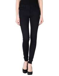 2Nd Day Casual Pants Dark Blue