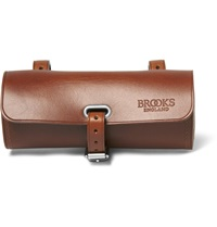 Brooks England Challenge Leather Saddle Bag Brown