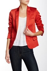 Zadig And Voltaire Virgin Boyfriend Jacket Red