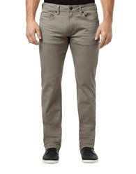 Buffalo David Bitton Six X Slim Straight Colored Jeans Grey