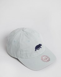 Mitchell And Ness Baseball Cap Adjustable Uni Of California Grey