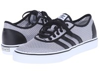 Adidas Skateboarding Adi Ease Clima Mgh Solid Grey Black Clear Onix Men's Skate Shoes Gray