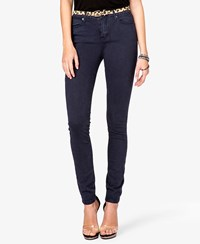 Forever 21 Stretchy High Rise Skinny Jeans