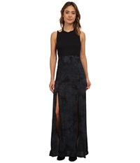 Hurley Shelley Maxi Dress Black Women's Dress