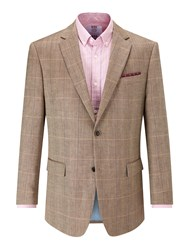 Skopes Andrew Tailored Jacket Brown