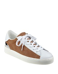 Nine West Palyla Stars Sneakers Dark Natural