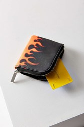 Urban Outfitters Flame Cardholder Black