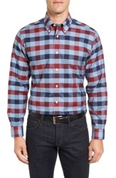 Brooks Brothers Men's No Iron Check Sport Shirt