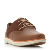 Timberland A15qf Colour Pop Wedge Sole Shoes Tan
