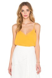 C Meo Golden Age Cami Yellow
