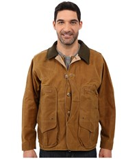 Filson Tin Cloth Field Coat Tan Men's Coat